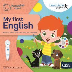 Albi KOUZELNÉ ČTENÍ My First English