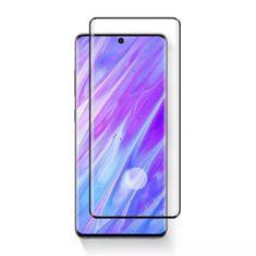 MyScreen Protector Diamond Glass Edge 3D zaščitno kaljeno steklo za Galaxy S20 Plus G985, črno