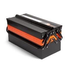 Handy Kovinska škatla za orodje – konzolna – 430 x 210 x 200 mm