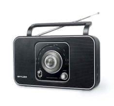 Muse M-069 R tranzistor, crni