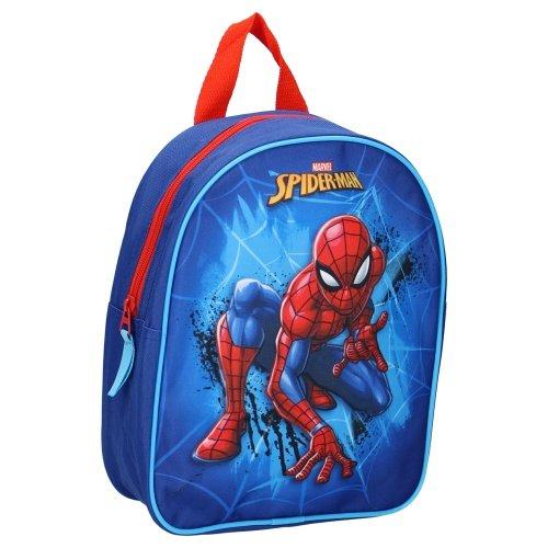 "Vadobag Detský ruksak ""Spider-Man - Spidey Power"" - modrá"