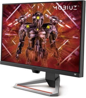 monitor BenQ EX2710 (9H.LJKLA.TBE) AMD FreeSync QHD Gaming IPS 144 Hz 5 ms