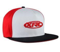 XRC šiltovka Armel white/red