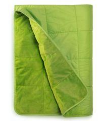NiDū Záťažová prikrývka pre dospelých 7,0kg zelená