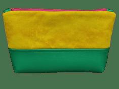 Šišipu Kosmetická taštička Žlutá