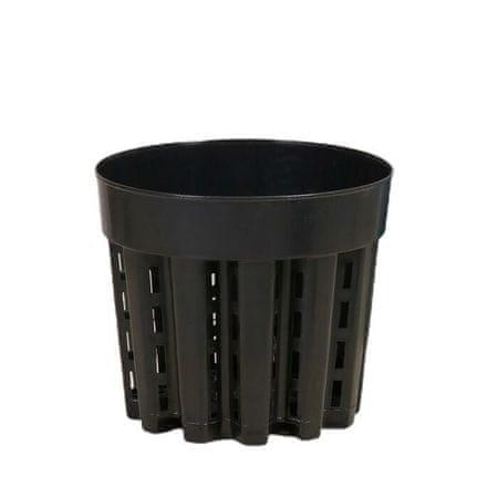 Kraftika Csemete pot, 10 l, 29 × 24 cm, fekete, airpot