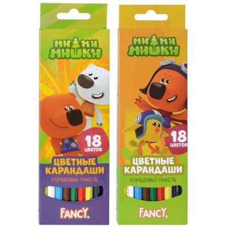 """FANCY 18 kolorów ołówki """"ulepszona"""" mimimishki ołówek, evropodves"""