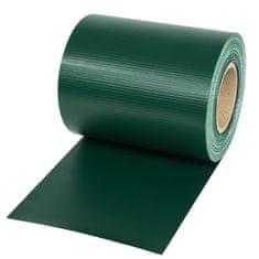 tectake Tieniace plotové fólie - zelená, 35 m