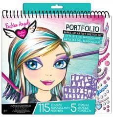Wiky Portfólio Make-up set 115+5ks