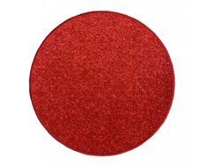Vopi Eton 2019-15 červený koberec kulatý