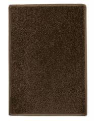 Betap Kusový koberec Eton 2019-97 hnědý