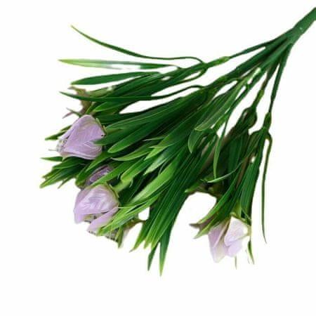 Kraftika 2 db, tulipán csokor 28 cm, keverjük össze
