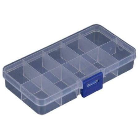 Kraftika 4db, műanyag, ékszerek, gyémánt, konténer, tiszta