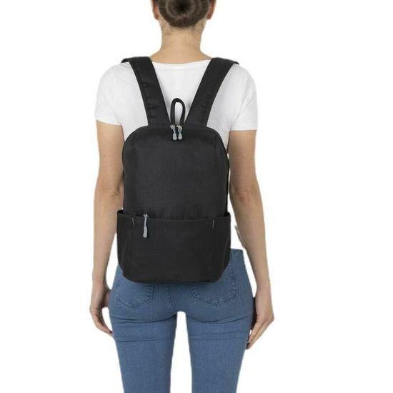 Kraftika Batoh pro mladé, s kapsami na zip, vnější kapsa