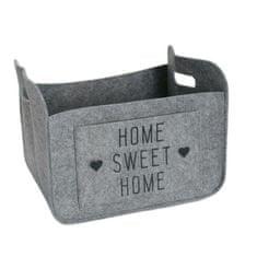 Eva Sweet home storage organizer, šedá, 4914130