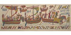 Metrax Craye Belgium Gobelín Tapisérie - Armada tapisérie z Bayeux