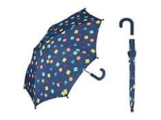 Esprit Long Letters malý dětský deštník s barevnými písmenky