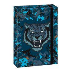 Ars Una Školský box A4 ROAR OF TIGER