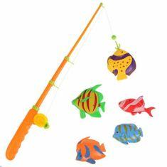 """Kraftika Herní sada """"fishing. tři kočky"""", mix barev"""