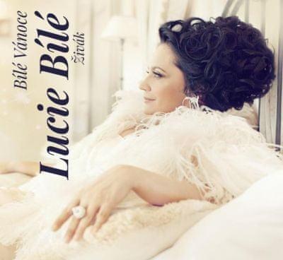 Bílá Lucie: Bílé Vánoce Lucie Bílé / Živák - CD