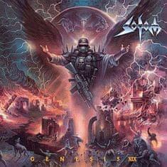 Sodom: Genesis XIX - CD