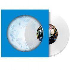 Abba: Happy New Year (Limited Blue Vinyl) - LP