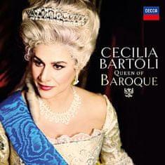 Bartoli Cecilia: Queen of Baroque - CD