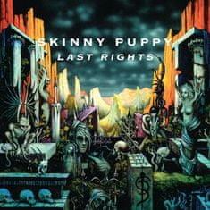 Skinny Puppy: Last Rights - LP