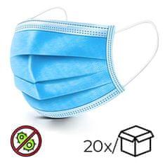 LocoNatura Zaščitna kirurška maska za obraz