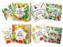 1 - Čo Dokáže Mama Sada ovocných a zeleninových kníh, maľovaniek, skladačiek a ebookov Moji Kamaráti