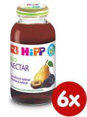 HiPP BIO Slivkový nektár - 6x200ml