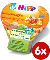 HiPP BIO Bolonské lasagne - 6x250g