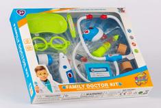 SELIS set liječnika sa zvukom i svjetlom, za dječake