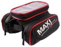 MAX1 Brašna MAX1 Mobile Two - černá/červená