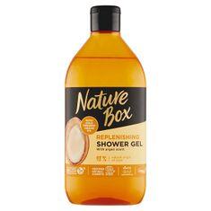 Nature Box Prírodné sprchový gél Argan Oil (Replenishing Shower Gel) 385 ml
