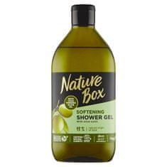 Nature Box Prírodné sprchový gél Olive Oil (Softening Shower Gel) 385 ml