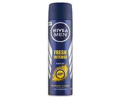 Nivea Men Fresh Intense antiperspirant, 150 ml