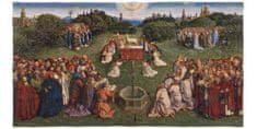 Metrax Craye Belgium Gobelín Tapisérie - Adorácia Jan Van Eyck