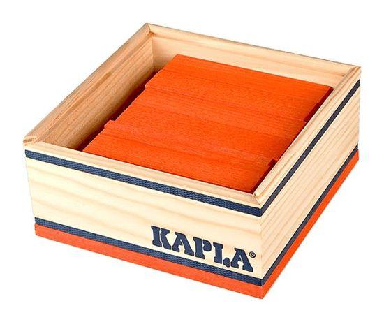 Kapla 40, oranžová