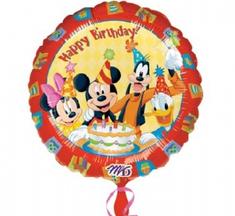 """Anagram Balon foliowy 18"""" - Myszka Miki"""