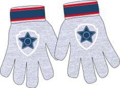 """Eplusm Chlapčenské prstové rukavice """"Paw Patrol"""" - sivá"""