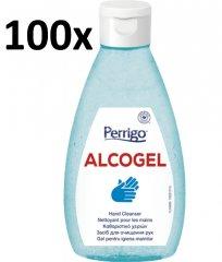PERRIGO 100x ALCOGel Hand Cleanser 200ml - antibakteriálny gél na ruky