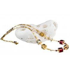 Lampglas Mimoriadny náhrdelník Her Majesty z perál Lampglas NCU3