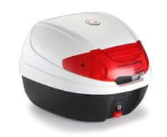 MAXX AZ30 Moto kufr bílý 30 litrů