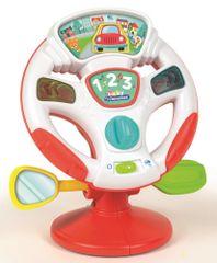 Clementoni mikrofon Baby na baterije, šk.17241