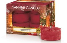 Yankee Candle Yankee gyertya HOLIDAY HEARTH tealights 12 db