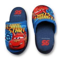 """SETINO Chlapčenské papuče na doma """"McQueen"""" - modrá"""