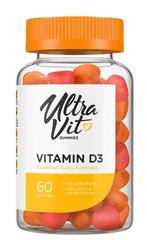 Ultravit vitamin D3, 60 bombona