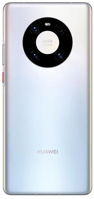 Huawei Mate 40 Pro Mystic Silver, velký displej, FHD+
