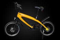 ANTIK Telecom SmartCity E-bicykel žltý